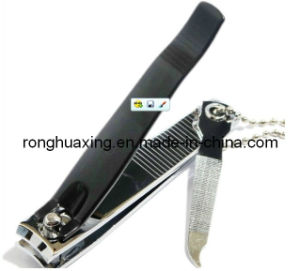 Toe Nail Cutter with File and Chain N-211ab pictures & photos