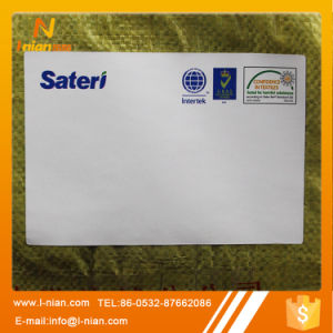 Custom Weather Proof Adhesive Labels for Woven Bags
