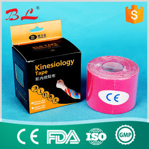 Hot Sale Sport Elastic Tape, Athetlic Tape, Kinesio Tape pictures & photos
