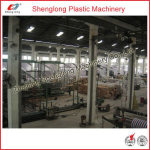 PP Woven Sack Making Machine (SL-SC-4/750) pictures & photos