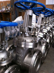 "API600 3"" Class150 CF8 Stainless Steel Gate Valve pictures & photos"