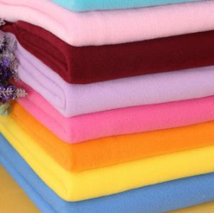 100% Poly Various Micro Polar Fleece