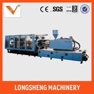 600ton Plastic Injection Machine with Servo Motor pictures & photos