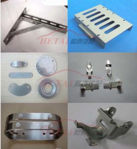 Precision Steel Custom Sheet Metal Stamping Auto Parts