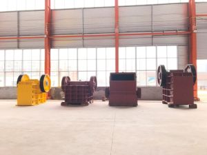 Stone Jaw Crusher Machine