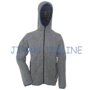 Men Cationic Dyed Cationic Fabric Jacket Cationic pictures & photos
