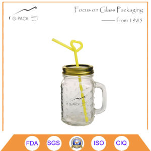 Glass Mason Drinking Jars/Drinking Mugs pictures & photos