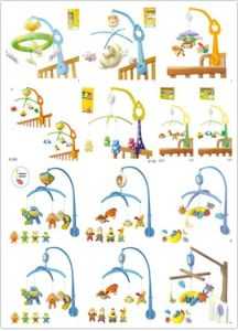 Baby Musical Mobiles Cot Mobile Crib Music