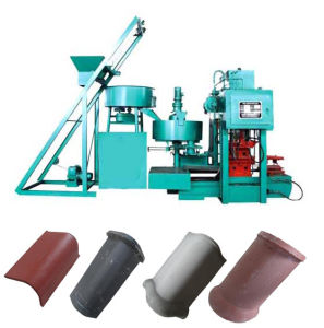 Automatic Color Tile Making Machine