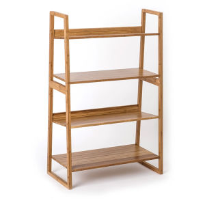 4 Layers Bamboo Rack Storage Shelf Rack pictures & photos