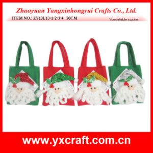 Christmas Decoration (ZY13L13-1-2-3-4) Wholesale Gift Boxes Christmas Decoration pictures & photos