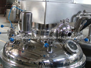Cream Ointment Lotion Hair Color Vacuum Emulsifying Mixer Homogenizer (ZRJ-100-D) pictures & photos