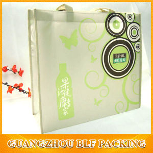 Custom Cheap China Laminated Non Woven Shopping PP Bag pictures & photos