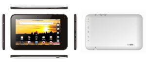 7′′ Tablet PC (A10 Cortex A8@1GHz, 3D...1024*600, Sole WiFi, Android 4.0, DDR3 512M/1G, nandflash 4GB/8GB/16GB)