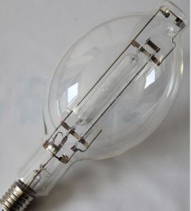 Blended High Mercury Lamp 1000W 220 240V E40 Clear Two Heart
