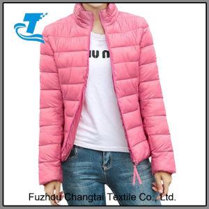 804fcb5578ca4 China Women′s Packable Lightweight Puffer Quilted Zip up Short ...