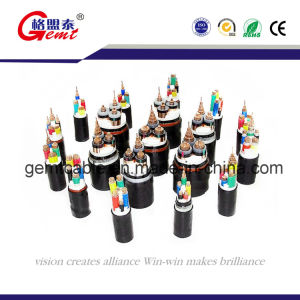 PVC/Swa Steel Wire Armoured Cable 0.6/1kv