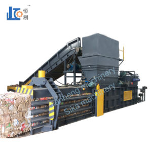 Hba80-110110 Auto-Tie Baling Press for Waste Paper pictures & photos