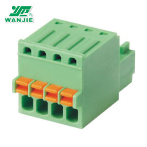 China electrical PCB Pluggable Terminal Block with High