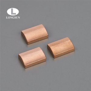 Copper Silver Electrical Contact ISO9001 Approved pictures & photos