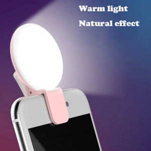 Brightness Selfie Ring Light for Mobile Phone Photography Shooting