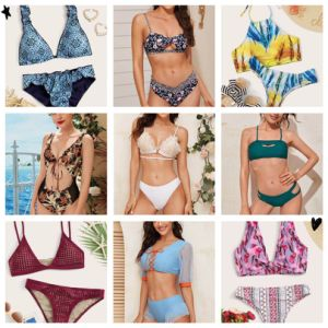 Stock Women Sexy Bikini Excellent Quality Clothes at Low Price.