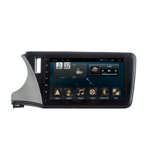 Android 6.0 System Car DVD Player GPS Navigation for Honda Greiz for 10.1inch Touch Screen with Bluetooth/WiFi/TV