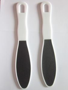 Plastic Pedicure Foot File with Cheap Price pictures & photos