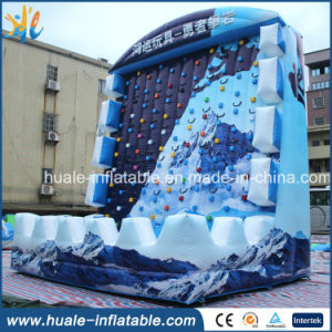 High quality Inflatable Climbing, Inflatable Rock Climbing Wall