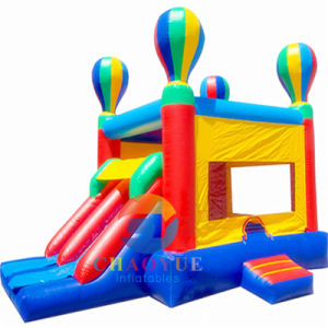 Hot Air Balloon Inflatable Jumping Castle with Ce Blower pictures & photos