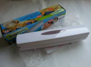 Food Wrap Dispense Wraptastic Cling Film Cutter pictures & photos