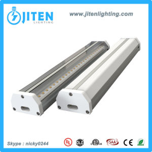 Ceiling Fixtures Linear Light T5 Tube LED Light Double Row 2.4m 60W with UL ETL Dlc pictures & photos