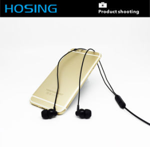 Hot Sell Sport in- Ear Earphone White Mobile Phone Earphone