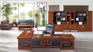 Insurance Company Full Set Office Furntiure Desk Set pictures & photos