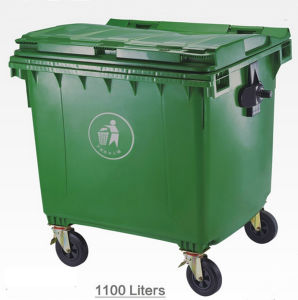 Outstanding Best Price Sale Large Garbage Bin Outdoor Waste Containers 1100 Interior Design Ideas Gentotthenellocom