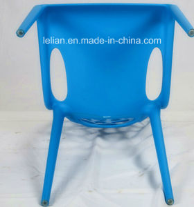 Plastic Stacking Side Chair with Whole PP Design (LL-0038) pictures & photos