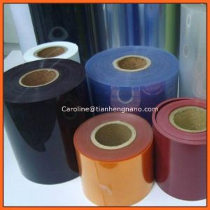 Colorful Rigid Plastic PVC Sheet Furniture Vacuum Thermoforming PVC Film