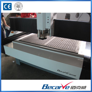 1.3m*2.5m Double Screw High-Precision 5.5kw Spindle Woodworking CNC Router pictures & photos