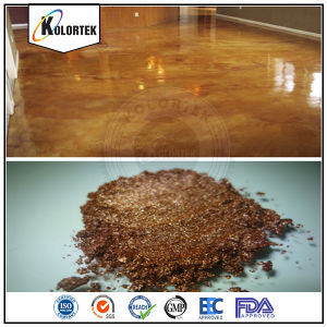 Pearl Effect Metallic Epoxy Floor Pigments pictures & photos