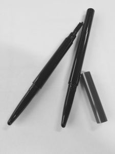 Auto Eyebrow Pencil with Brush pictures & photos