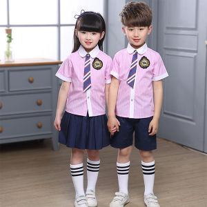 658e7195d5b China Latest Deisng Fashion School Uniform