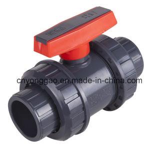 PVC True Union Ball Valve for Pressure Water Supply