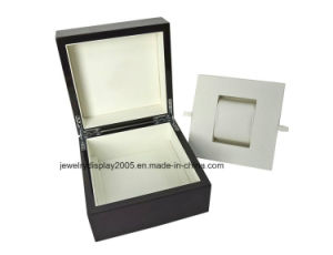 High Quality PU Leather Watch Box with The Pellow