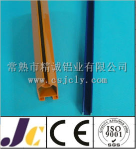 Different Colored Powder Coating Aluminum Profiles (JC-C-90038) pictures & photos