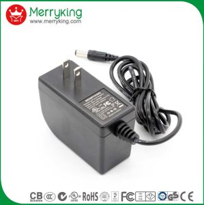 Universal Power Adapter 24 Watt Series AC DC Adapter pictures & photos