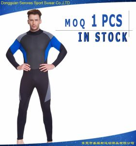 Custom Neoprene Man′s Commercial Elastic Diving Snorkeling Wetsuit