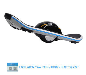 New Product For One Wheel Skateboard Electric With Bluetooth Led