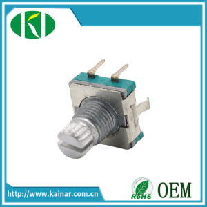 11mm Rotary Encoder for Audio Control Volume with Switch Ec11-1b-F pictures & photos