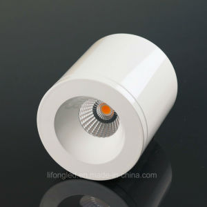 Aluminum Alloy 9W CREE COB LED Surface Mounted Downlight pictures & photos