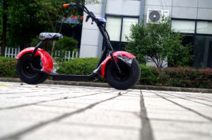 60V 12A Lithium Chinese Factory Selling Electric Scooter City Coco (JY-ES005) pictures & photos